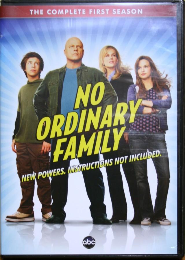 No Ordinary Family 001