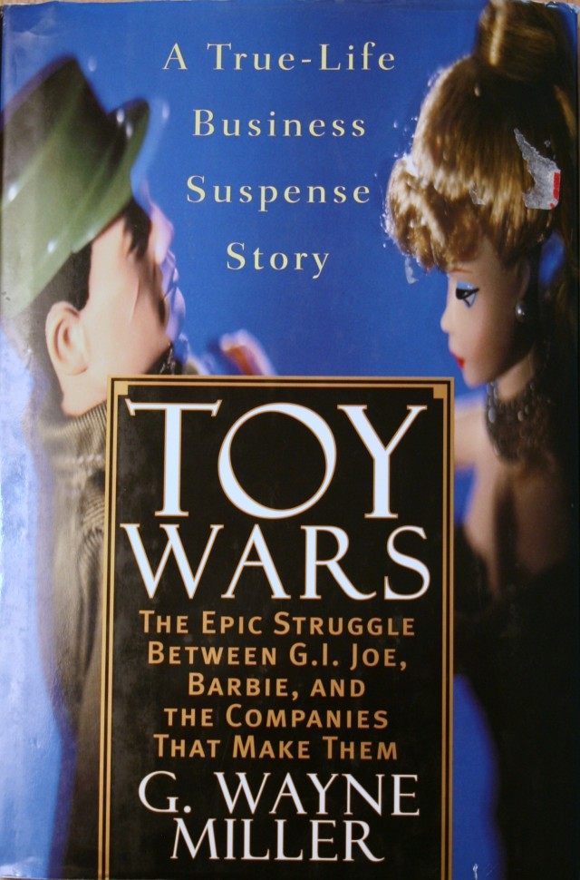 Toy Wars Book 001