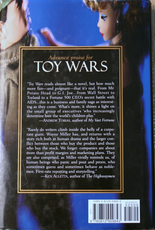 Toy Wars Book 002