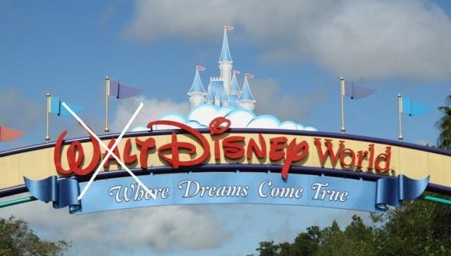 No Walt in the World