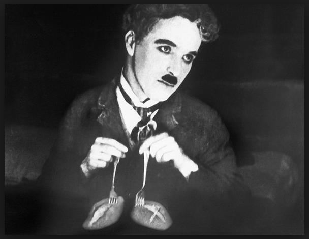 Chaplin Fork Dance