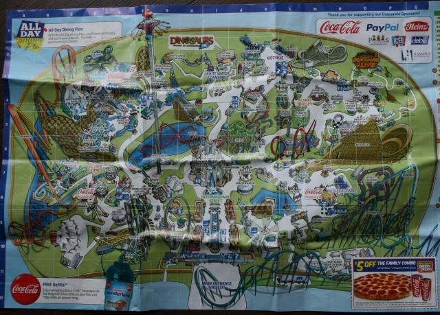 CW Map