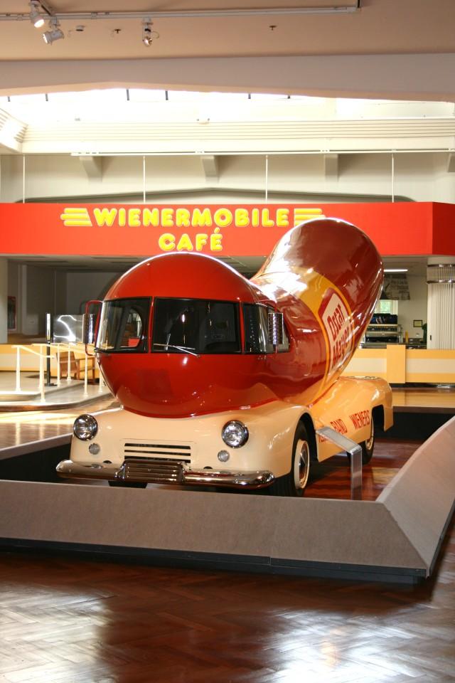 HF WeinerMobile