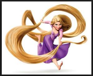 Rapunzel Blonde