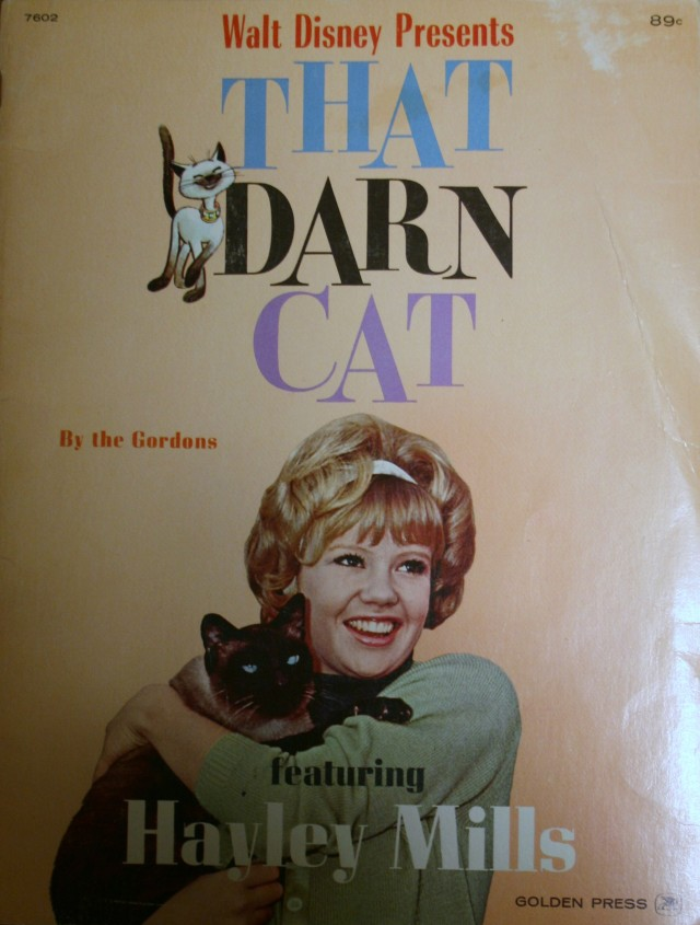 That Darn Cat Cover