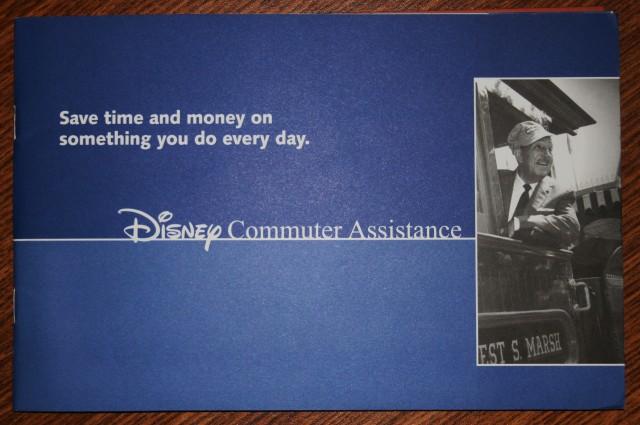 Disney Commuter Assistance 002