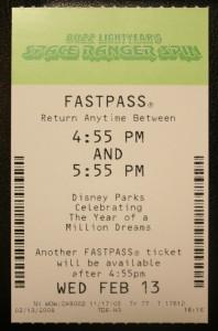 More Fastpass Tickets 001