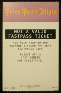 More Fastpass Tickets 002