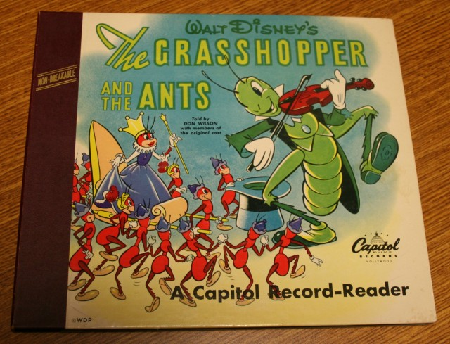 Silly Symphonies Record 001