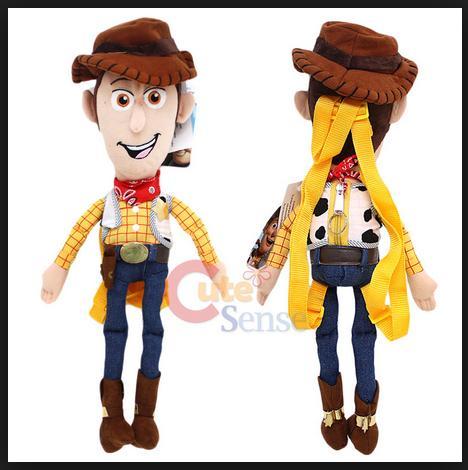 Woody BP full plush