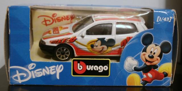 Burago Car 1