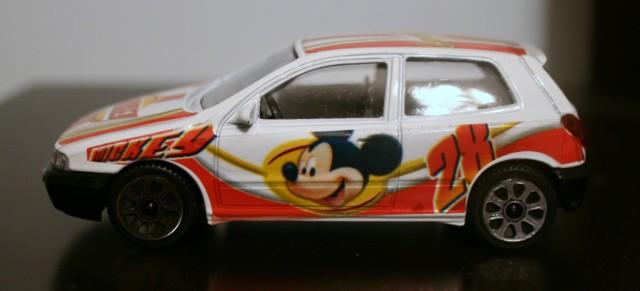 Burago Car 4
