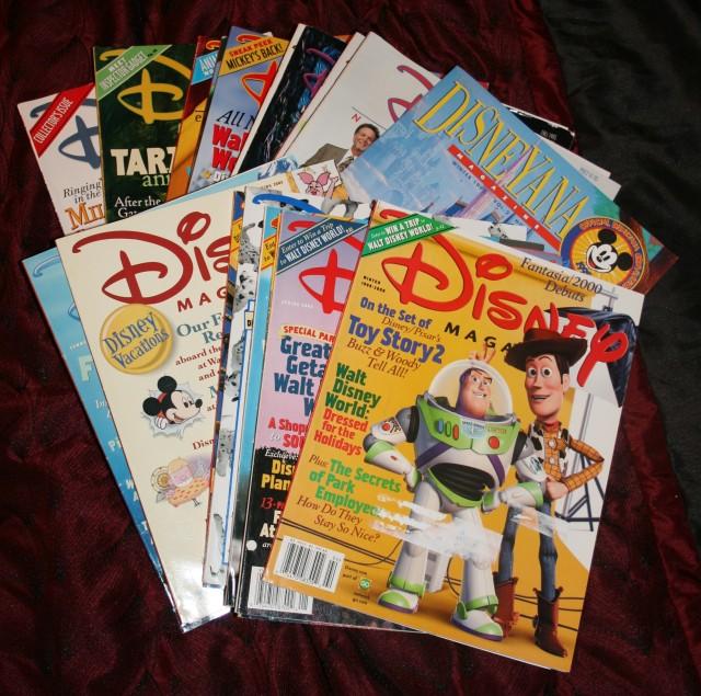 Disney Magazines 003