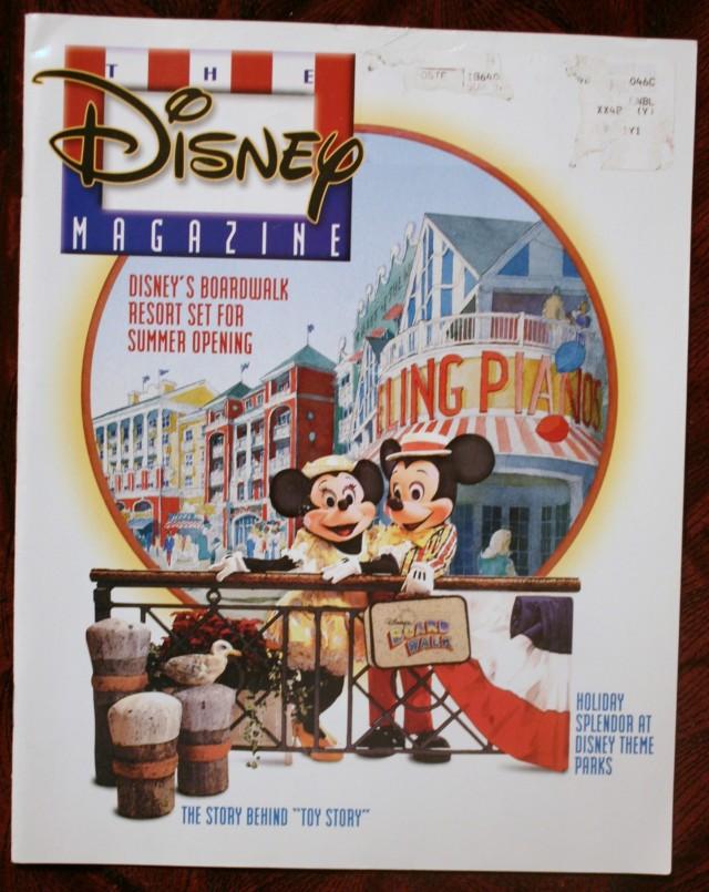 Disney Magazines 008