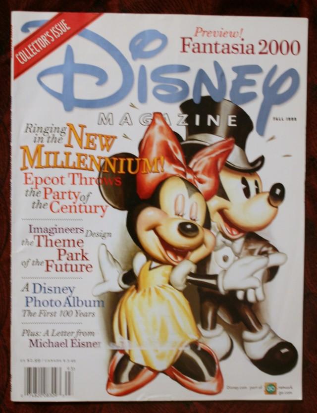 Disney Magazines 010