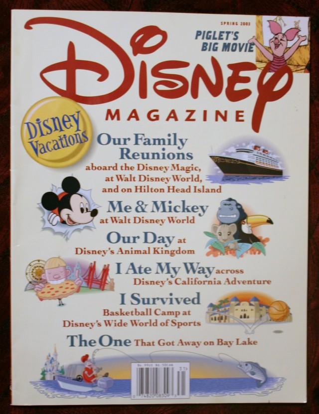 Disney Magazines 011