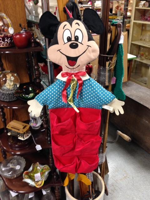 Mickey Shoe Bag