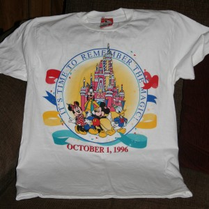 25th Anniversary T-shirt 4