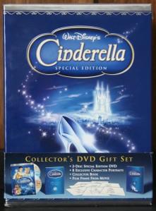 Cinderella DVD Gift Set 002