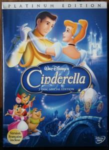 Cinderella DVD Gift Set 004