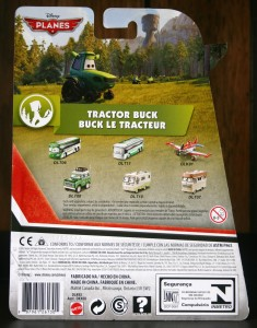 Tractor Buck 2