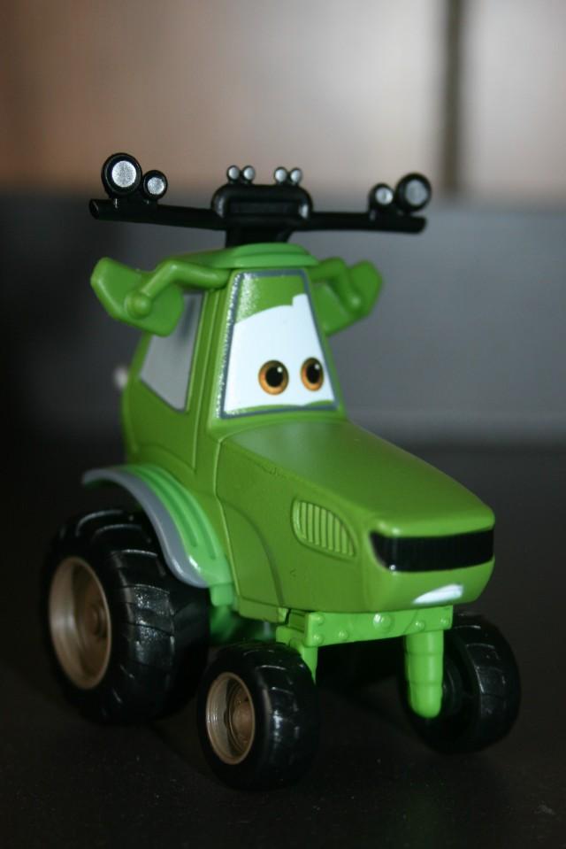 Tractor Buck 3