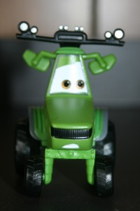 Tractor Buck 4