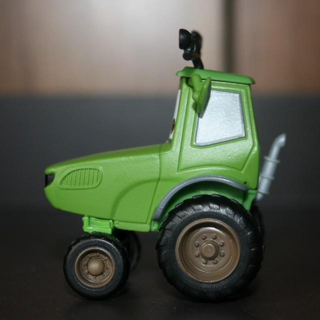 Tractor Buck 5