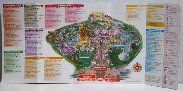 California Adventure Brochure 2