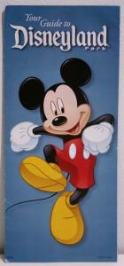 Disneyland Brochure 1