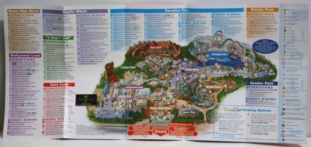 Disneyland Brochure 2