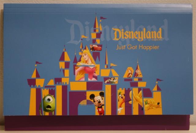 Disneyland Folder 1