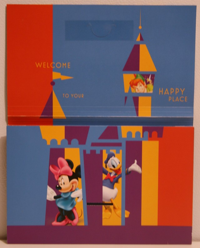 Disneyland Forlder 3