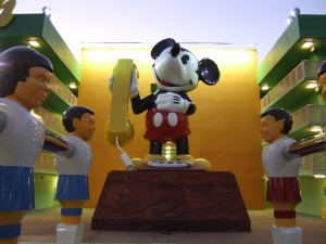 Pop Century Mickey Phone 1