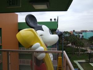Pop Century Mickey Phone 3