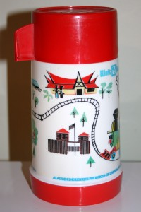 Red Thermos 002