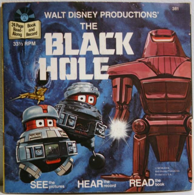 Black Hole Record Book 002