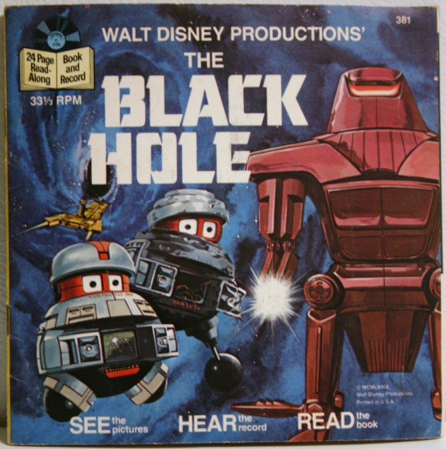 Black Hole Record Book 002