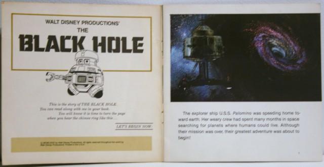 Black Hole Record Book 003