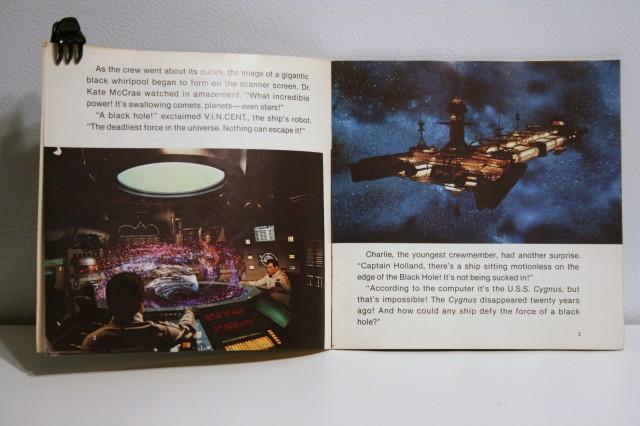 Black Hole Record Book 004