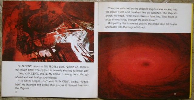 Black Hole Record Book 016
