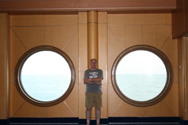 Disney Cruise Line Porthole Perspective