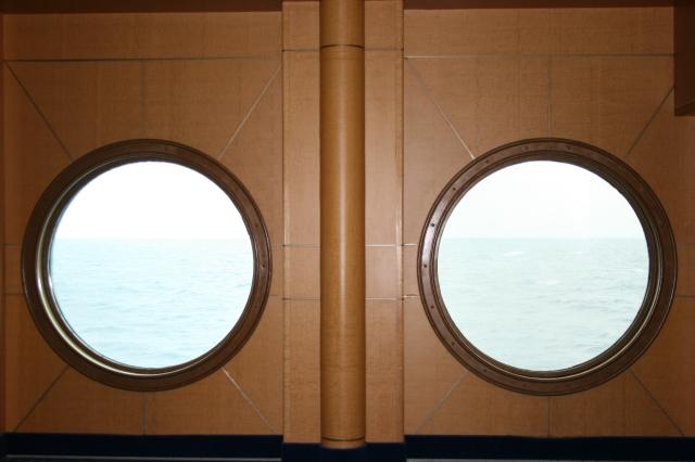 Disney Cruise Line Porthole