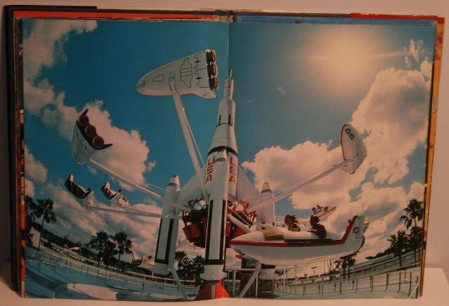 Magic of Parks Book 015
