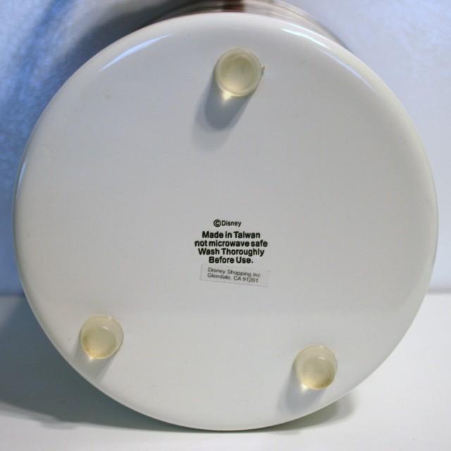 Mickey Ceramic Wastebasket 2