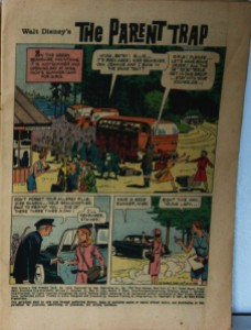 Parent Trap Comic Book 007