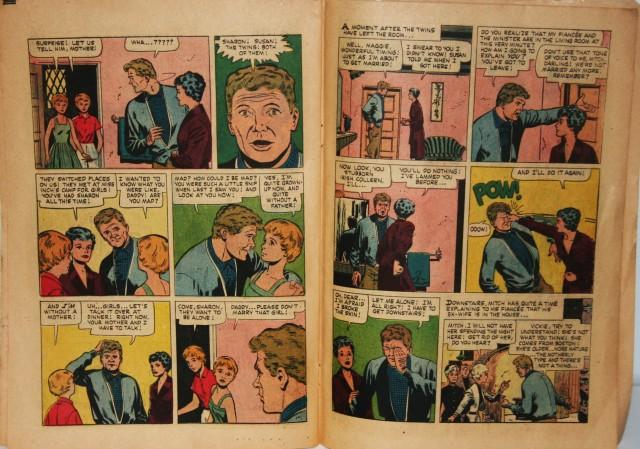 Parent Trap Comic Book 010