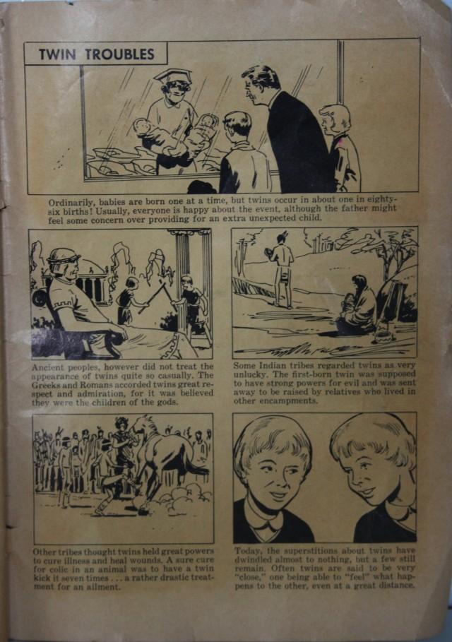 Parent Trap Comic Book 012