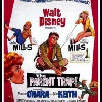 Walt Disney's THE PARENT TRAP Comic Book