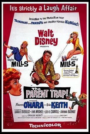 Parent Trap Movie Poster